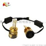 LED車燈 K8S 12V30W大功率汽車燈泡H1H4H7