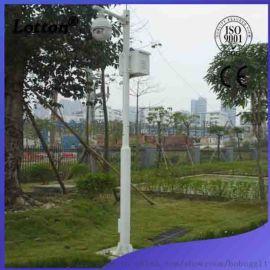 监控组合立杆小区道路太阳能灯杆 监控室外立杆