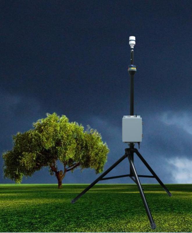 全自動DL-W5風力溫度相對溼度