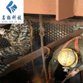 燃煤锅炉输送管道耐磨涂料 龟甲网耐磨料