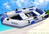 外贸出口硬底充气船耐磨橡皮艇打鱼充气艇防汛皮划艇