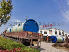 立式一体化地埋式污水提升泵站