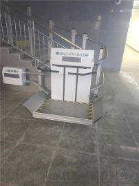 无机房升降梯斜挂老人电梯残疾人轮椅上楼设备