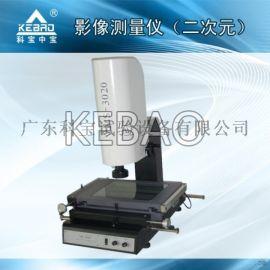山東2d影像測量儀 手動3020影像測量儀