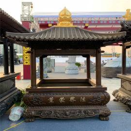cd1233昌東銅香爐生產廠家,寺廟鑄銅香爐廠家