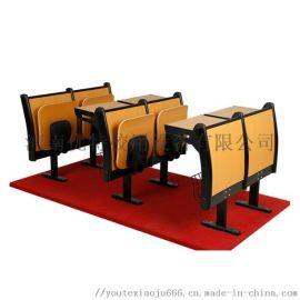 杭州阶梯椅 宁波阶梯教室排椅 温州阶梯课桌椅