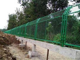 钢板网护栏网厂家  园林菱形孔围栏网