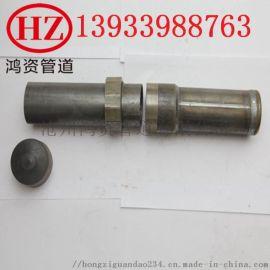 厂家直销多规格桥梁桩基检 套筒式 螺旋式声测管