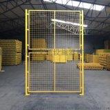 車間隔離柵 移動車間圍欄網生產