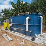 廣東陽江市養豬場污水處理設備 竹源定製一體化氣浮機