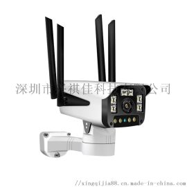 高清防水户外监控器智能全彩夜视防盗无线远程监控