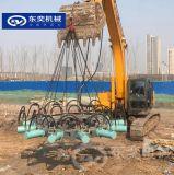 挖掘機前端吊破樁機 混凝土樁破除設備