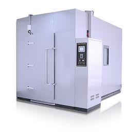 液晶显示屏老化房厂家,电子高低温老化房步入式试验室