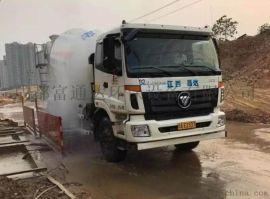 供应成都市建筑工地自动洗车机FTD-110