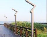 路燈戶外家用庭院燈室外防水草坪燈公園小區高杆