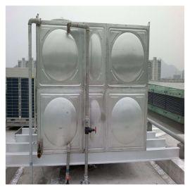 酒店水箱 方形水箱 玻璃钢水箱 泽润