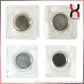 廠家產銷服裝磁扣 隱形磁扣 防水包膠磁扣