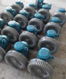 全风TB150-7.5 5.5kw透浦式中压鼓风机
