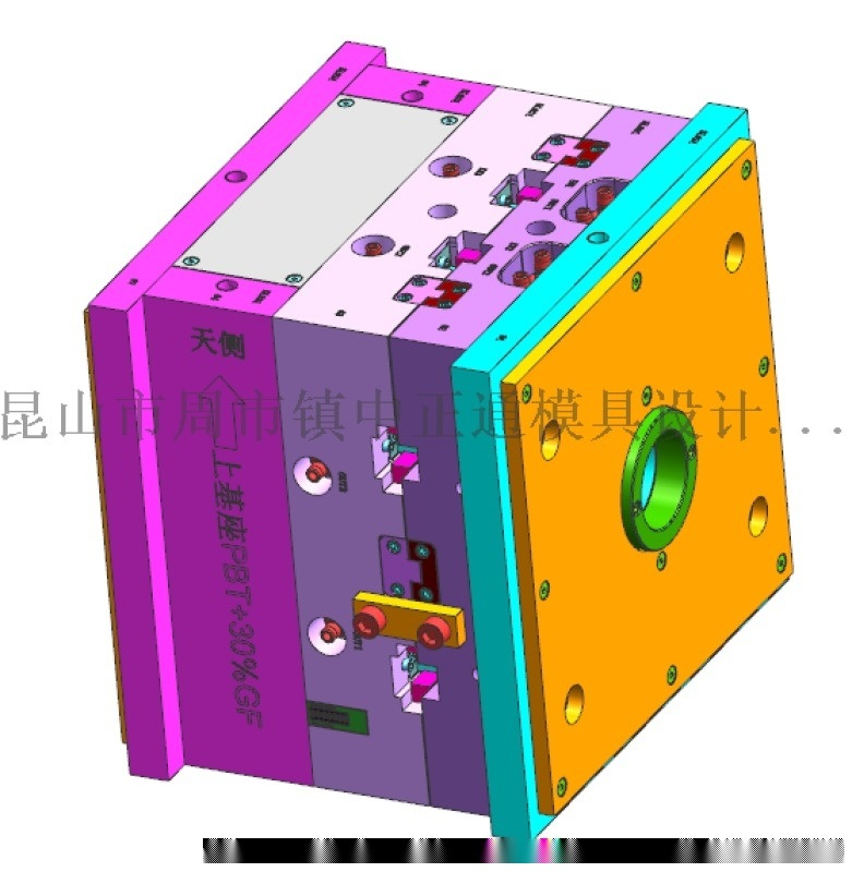 苏州模具设计_注塑出口模具设计工作室(公司)