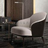 廠家直銷沙發椅 布藝沙發 定製休閒單人沙發椅