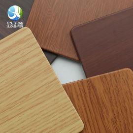 鋁塑復合板 紫羅紅木紋鋁塑板 展櫃裝飾木紋防火板