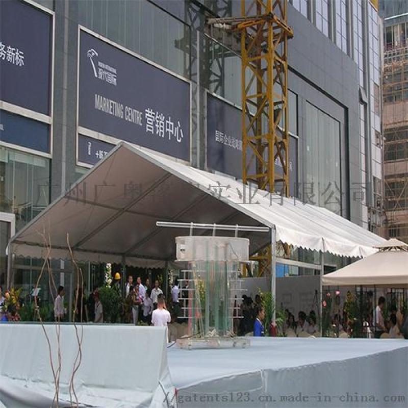 廠家直銷展覽篷房, 大型篷房定製安裝, 倉庫篷房報價