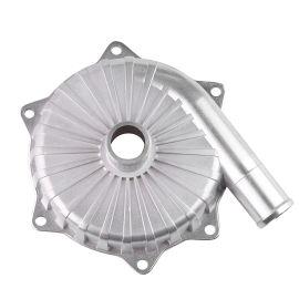 专业铝合金压铸,定制生产工业设备泵体