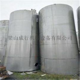 定做全新大型不锈钢抛光化工立式储罐