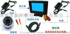 2.5寸车载液晶显示屏 LCD监视器
