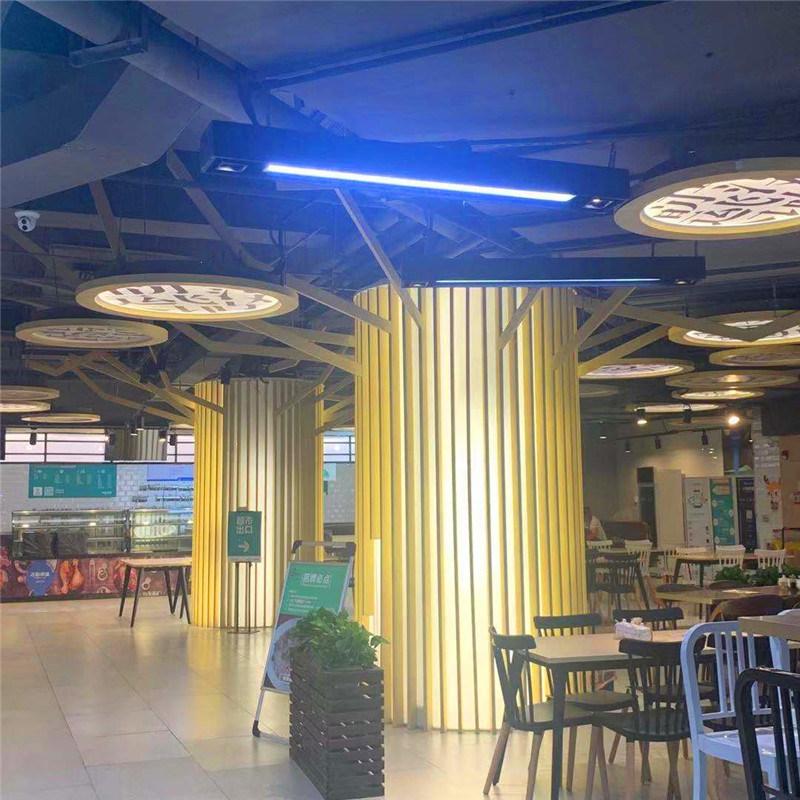 大戲院包柱鋁單板 碼頭造型包柱鋁單板