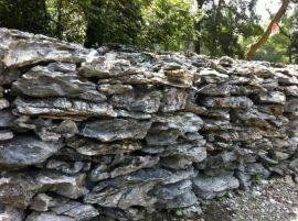 大中小型广东英石千层假山园林池塘叠石