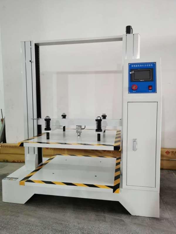 紙箱堆碼試驗機 紙箱抗壓強度試驗機