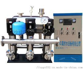 二次加压变频供水设备带来的便利
