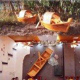 工藝品裝飾船 手工定製木船