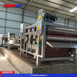 污泥脱水机小型,制造生产厂家油基泥浆处理设备