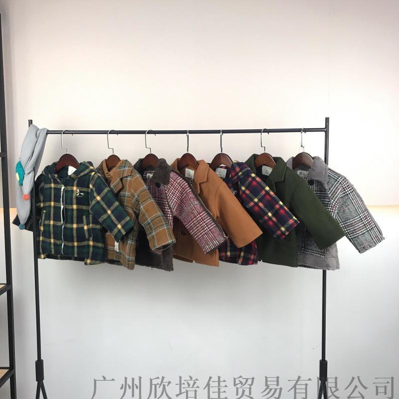 柚萌品牌童装冬装尾货折扣分份
