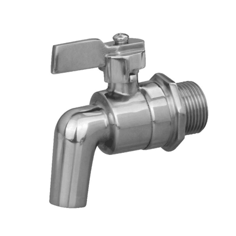 不鏽鋼水嘴球閥 E式水管閥