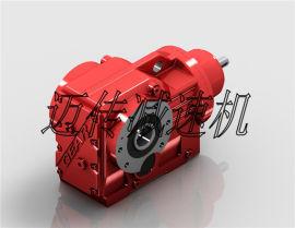 锥齿轮减速机KAD减速机【迈传】螺旋锥齿轮减速机