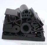 定做各種大型 橡膠密封條 機械膠條