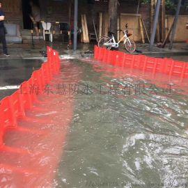塑料防汛挡水板 组合式防洪防淹挡水门厂家