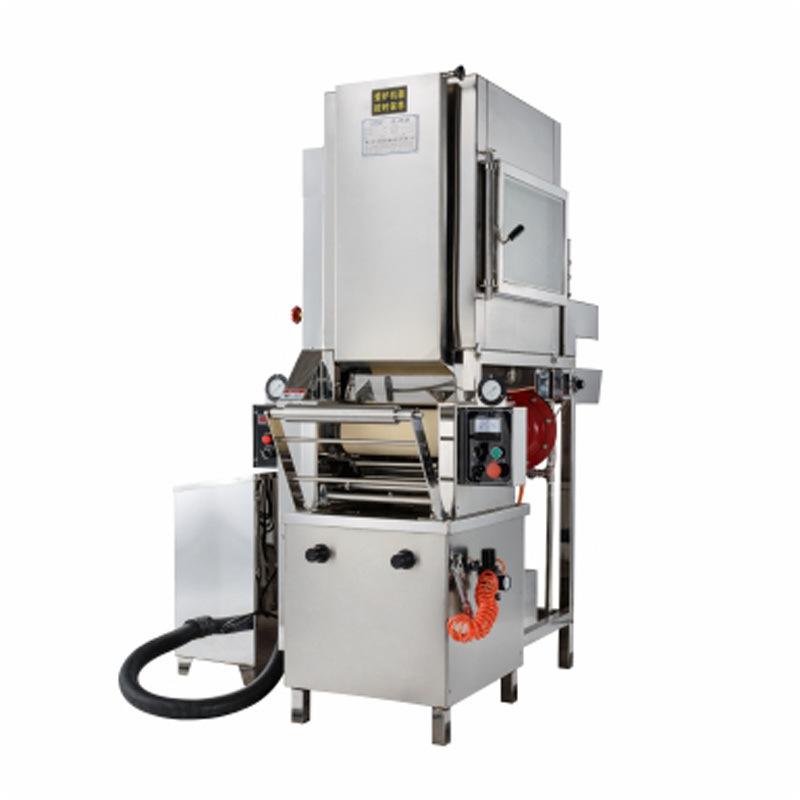 汽蒸箱連續式還原汽蒸機軋染固色機