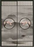 星级酒店不锈钢焊接工艺屏风 不锈钢隔断