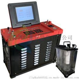 KGH-60W(D)大流量低浓度自动烟尘烟气测试仪