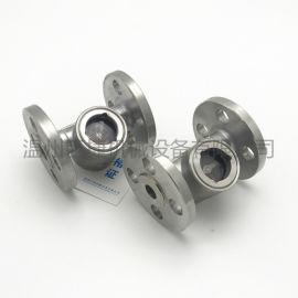 法兰叶轮视镜 不锈钢法兰叶轮视镜不锈钢水流指示器