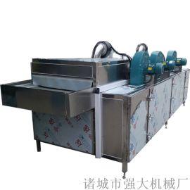 白术切片烘干机 防风清洗切片烘干设备