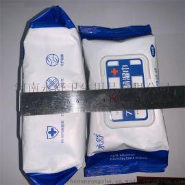 75%酒精湿巾,80片装,代工湿巾