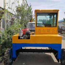 移动式翻抛机 轮式翻堆机 有机肥发酵翻抛机价格