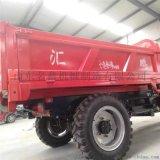 工地採油三輪車農用三輪車 小型自卸翻斗車