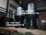 臨時泵站建設_潛水軸流泵選型報價