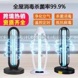 紫外線殺菌燈110V  滅菌燈UV遙控定時消毒燈